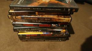 Free DVD's (Around 40 DVD's)