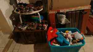 Baby shoes ages 1 to 3 yrs.
