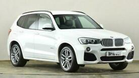 image for 2016 BMW X3 xDrive20d M Sport 5dr Step Auto SUV diesel Automatic