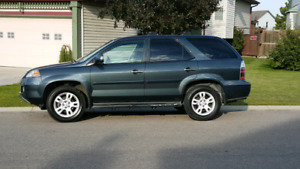 2004 Acura MDX   2nd Owner   AWD Low KM!