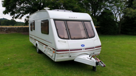Swift challenger 490/5 berth