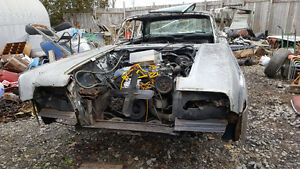 1962 Lincoln Continental Parts