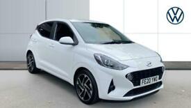 image for 2020 Hyundai i10 1.0 MPi Premium 5dr Petrol Hatchback Hatchback Petrol Manual