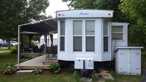 Prowler Park Model, 39 feet