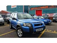 LAND ROVER FREELANDER 1.8 2004 SE LOW MILEAGE FULL HISTORY VERY CLEAN HIGH SPEC