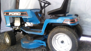 Tracteur ford lt12.5