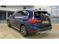 2018 BMW X1 xDrive 18d xLine 5dr Step Auto - REVERSE CAM - HEATED LEATHER - PADD