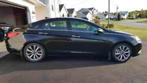 2013 sonata limited 2.0T with nav