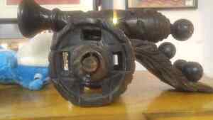 Old cannon $60
