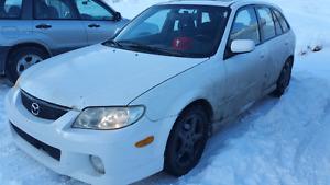 2002 Mazda Protégé5