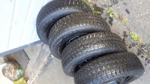 Bridgestone blizzak tires