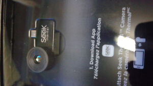 Seek mini thermal cam for android