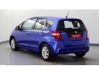 2011 Honda Jazz 1.4 i-VTEC ES Petrol blue Automatic