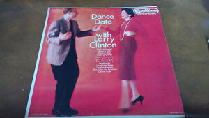 LP: Dance Date with Larry Clinton Kitchener / Waterloo Kitchener Area image 1