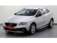 2017 Volvo V40 1.5 T3 Cross Country Pro Petrol silver Automatic