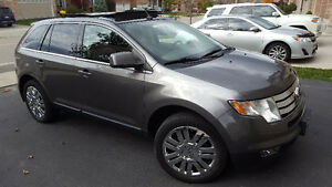 2010 Ford Edge Limited + Winter tires bonus