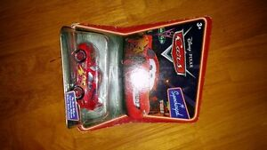 Disney Pixar Cars Bug Mouth McQueen Supercharged Diecast