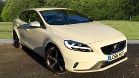 2017 Volvo V40 D2 (120) R DESIGN Nav Plus Gea Automatic Diesel Hatchback