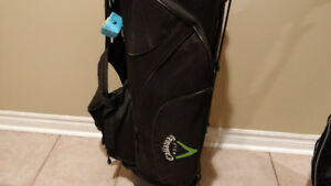 GOLF CLUBS AND BAG(S)