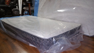 Brand New mattresses FREE delivery,double mattress 200$ Queen ma