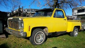 1976 GMC shortbox stepside