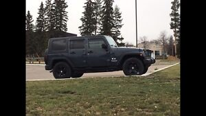Jeep Wrangler Unlimited X-OBO - 4dr Mint Cond.