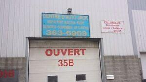 Centre D'Auto Jack - Meilleur garage à Montréal !!!