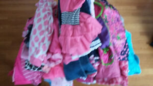 87 items.  Girl size 24mnth  / 2T      $40 obo