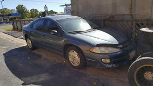 2001 Chrysler Intrepid Sedan