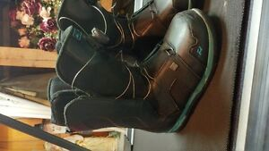 RIDE Snowboard boots - size 9