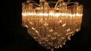 CLASSICAL ART DECO CHANDELIER