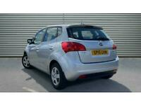 2015 Kia Venga 1.4 1 5dr Hatchback Petrol Manual