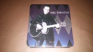 Neal Diamond CD's