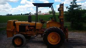 John Deere 301-A Rough terrain Fork Lift, Lift Truck
