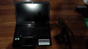 """ACER ASPIRE E15 E5-575G 15.6"""" Intel Core i5-6200U, NVIDIA 940mx"""
