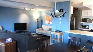 beautiful 2 bedroom condo near Mont-Bleu + St-Joseph (Hull)