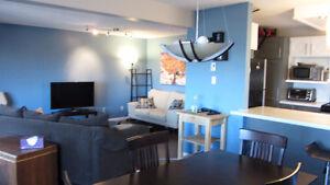 beautiful 2 bedroom condo near Mont-Bleu + St-Joseph (Hull)