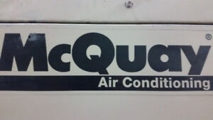 Chiller Cooler McQuay Air Conditioner 45 Ton Capacity