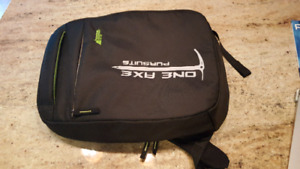 One axe pursuits MEC computer or tablet backpack new never used