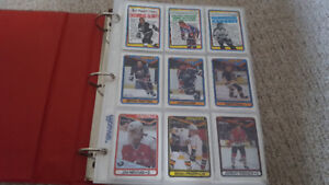 O-Pee-Chee 90-91 Full Set