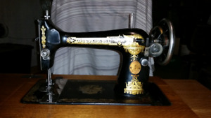 Attention quilters...cordless sewing machine for sale.