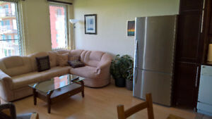 Furnished Downtown Montreal apartment condo