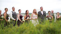 We offer excellence in wedding photography!