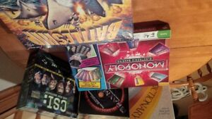 Electronic Monopoly and board games Cambridge Kitchener Area image 1