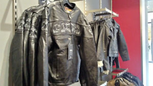 STORE CLOSING SALE - 50% OFF - MOTORCYCLE CLOTHING & ACCESSORIES