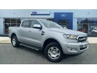 2018 Ford Ranger Diesel Pick Up Double Cab Limited 2 2.2 TDCi Double Cab Pick-up