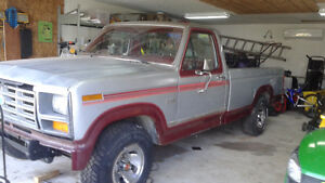 *****antique truck for sale or trade*****