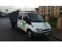 Ford Transit 2.4TDI ( 90PS ) 2004MY 350 LWB DRW