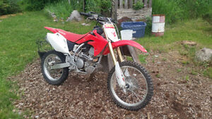 Honda crf150rb 2015