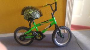 "Young boys bike 14"""